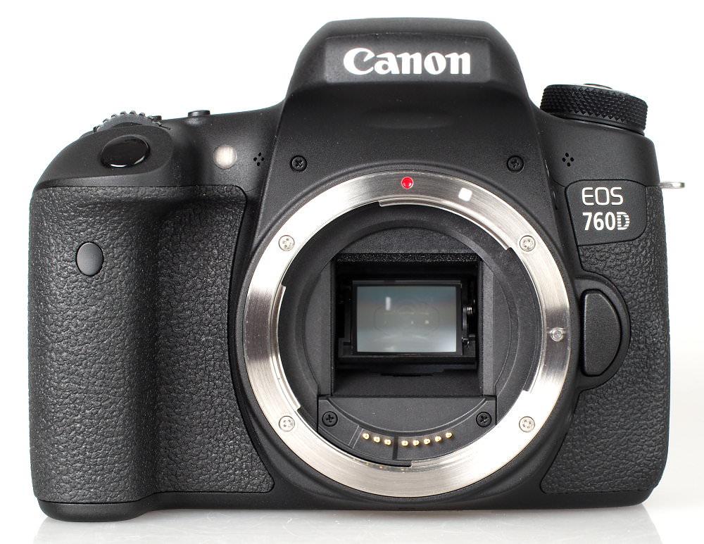 Canon EOS 760D DSLR (7)