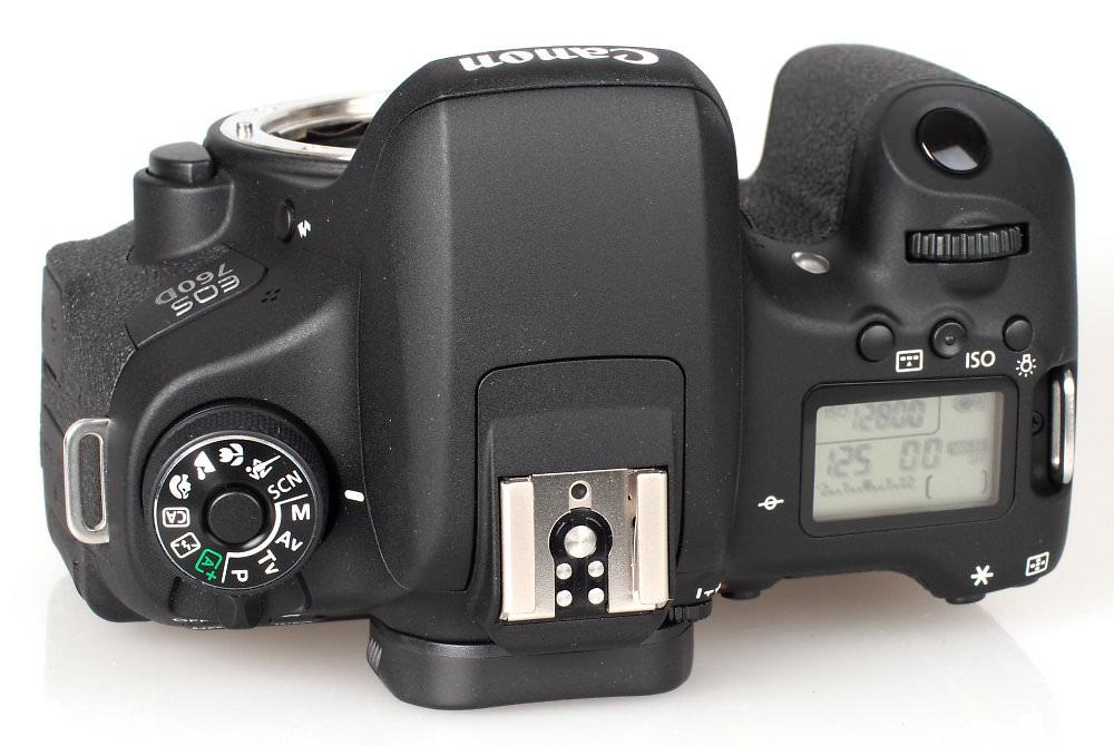 Canon EOS 760D DSLR (8)