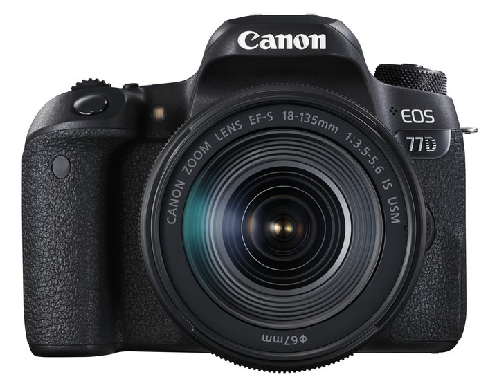 Canon announces two new DSLRs - EOS 77D and EOS 800D
