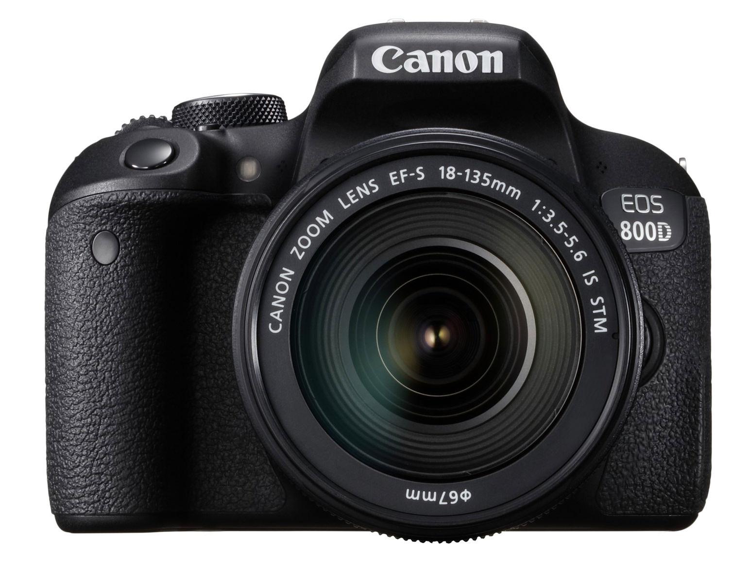 Canon announces two new DSLRs - EOS 77D and EOS 800D