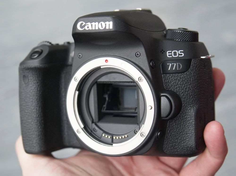 Canon EOS 77D DSLR (12)