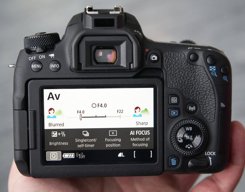 Canon EOS 77D DSLR (17)