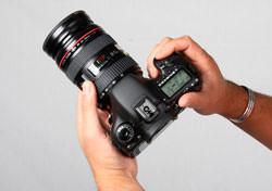 Canon EOS 7D detail