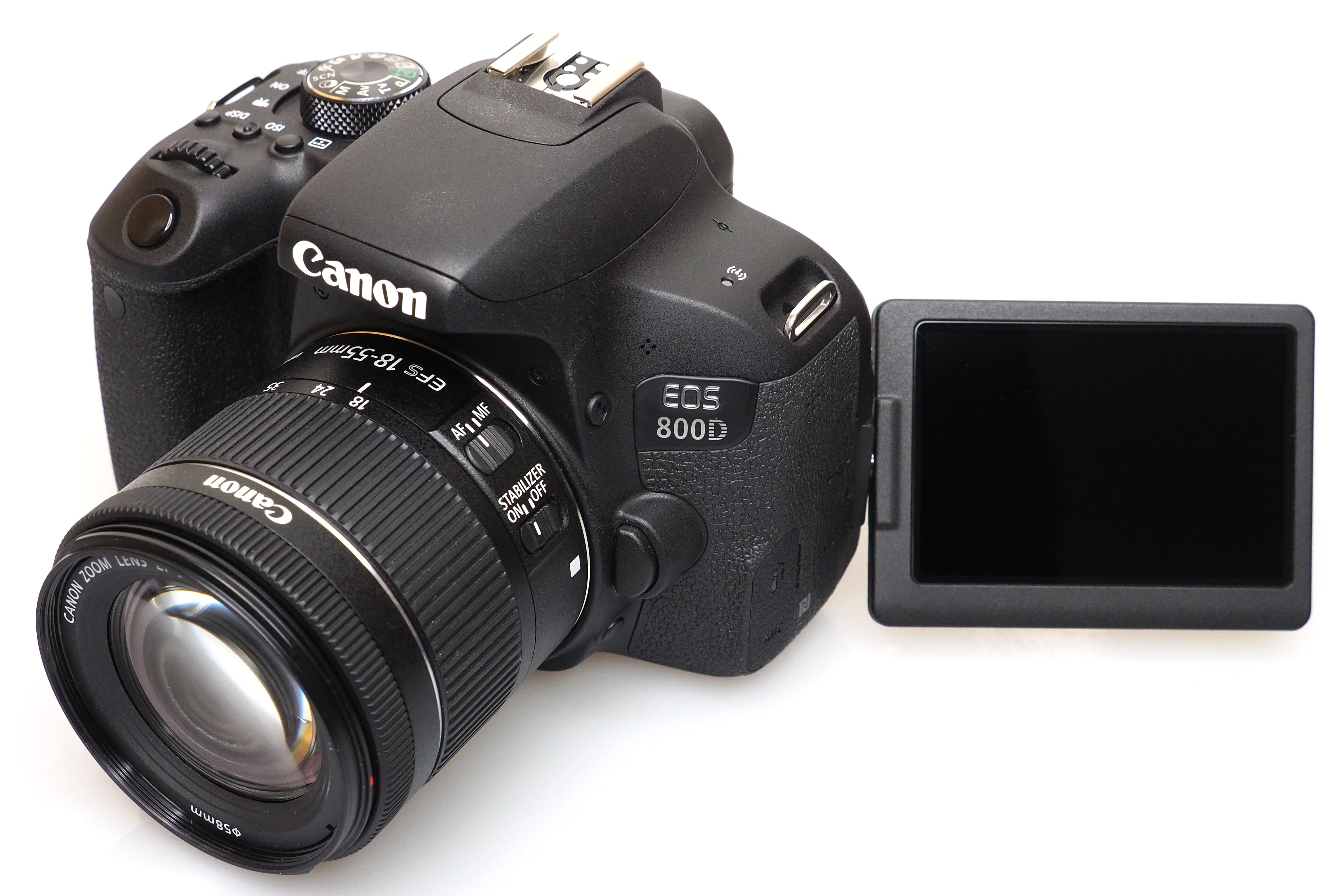 Canon EOS 800D Expert Review | ePHOTOzine