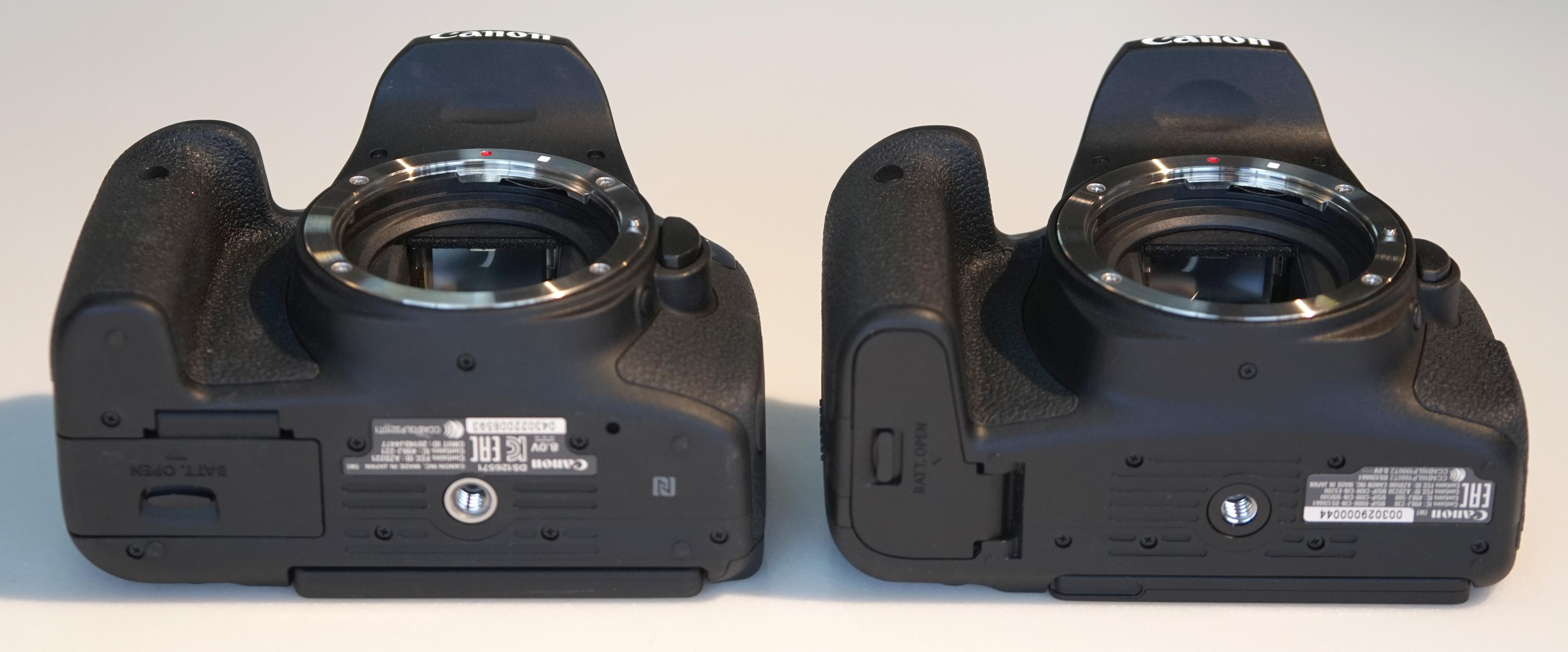 Canon Eos 800d Expert Review 750d Kit Ef S18 55mm Is Stm Eos750d 750 D Vs 1
