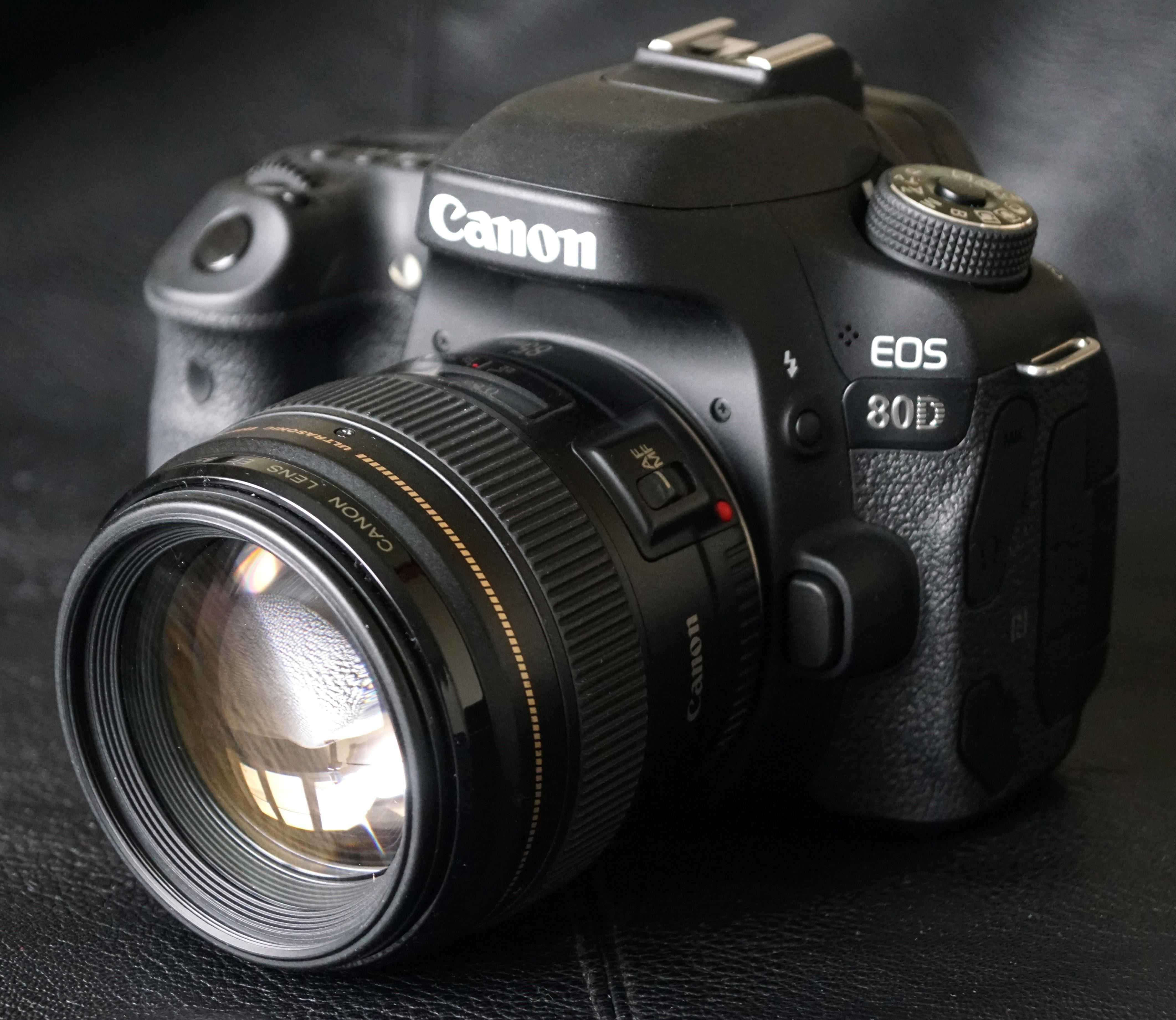 Canon EOS 80D Expert Review | ePHOTOzine