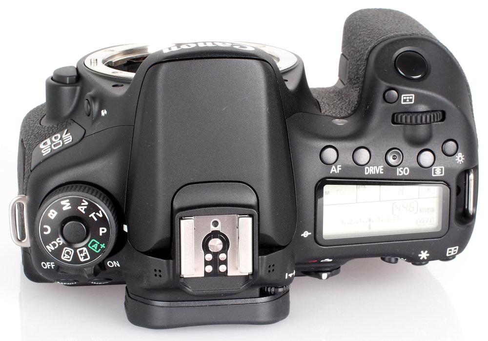 Canon EOS 70D DSLR Body Only (3)