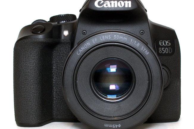 Canon EOS 850D Review