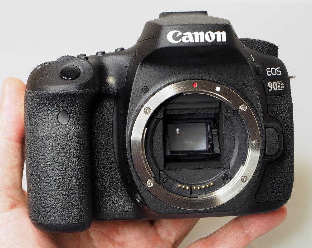 Canon EOS 90D DSLR (5)