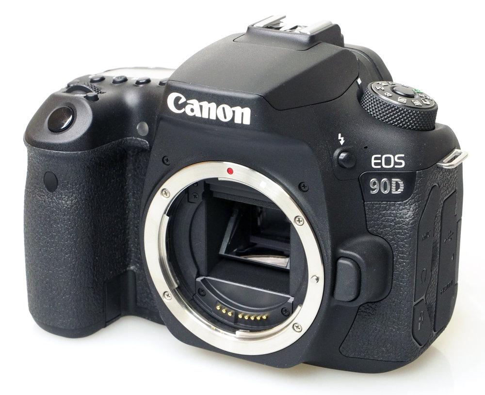 Canon EOS 90D DSLR (9)