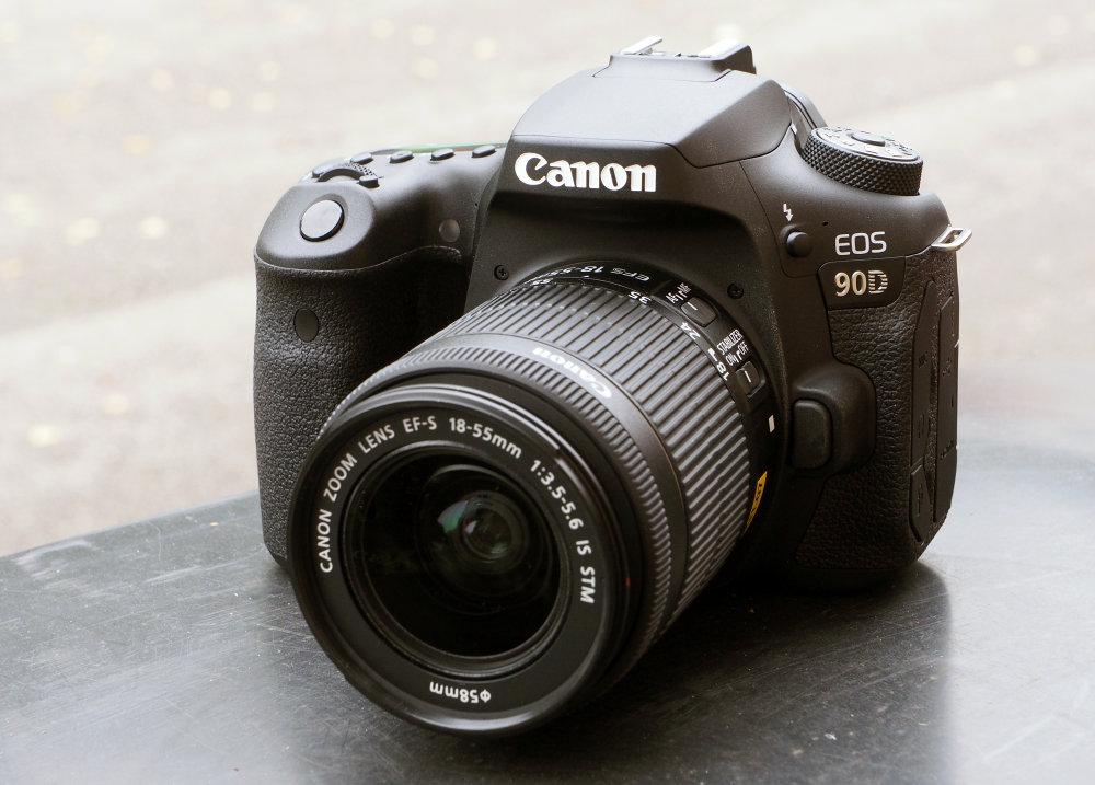Canon EOS 90D DSLR (4)