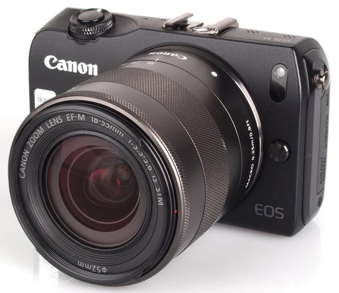 Canon Eos M (1)