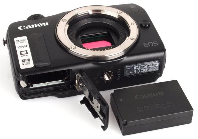 M Battery Canon EOS M Mirrorless...