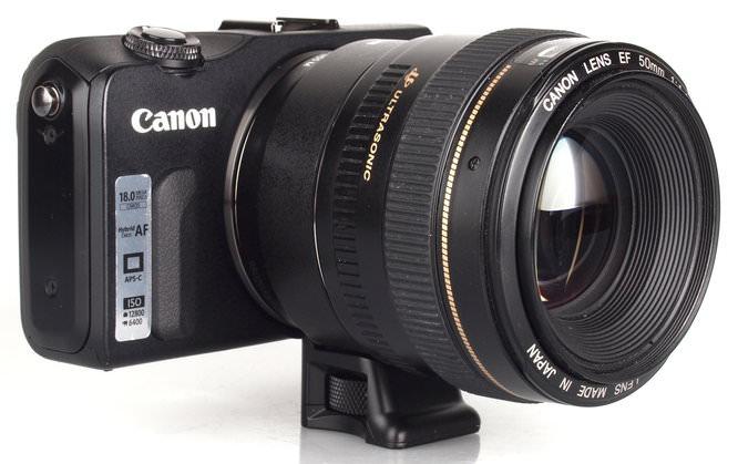 Canon Eos M Eos Lens Adapter (3)