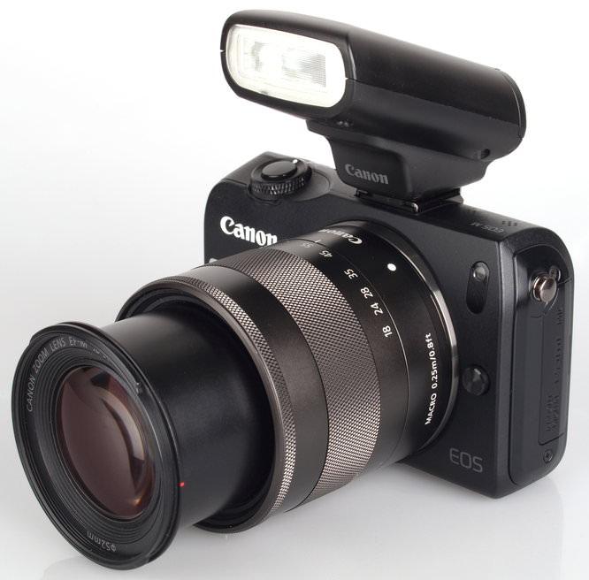 Canon Eos M Speedlite (2)