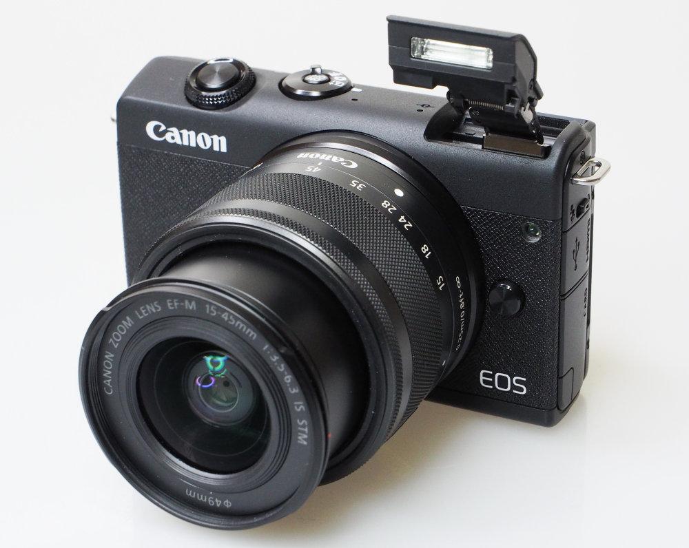 Canon EOS M200 17