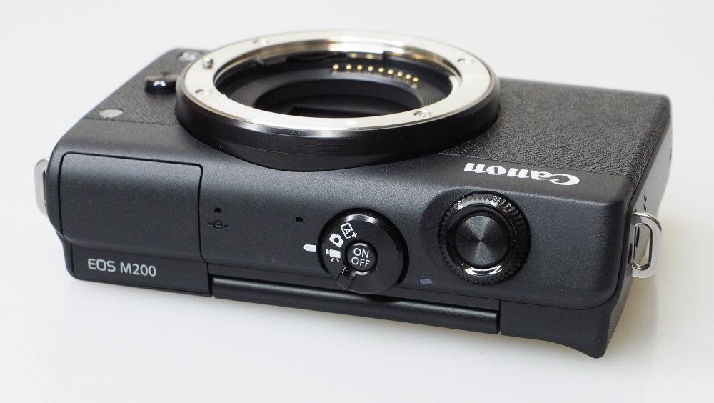 Canon EOS M200 8