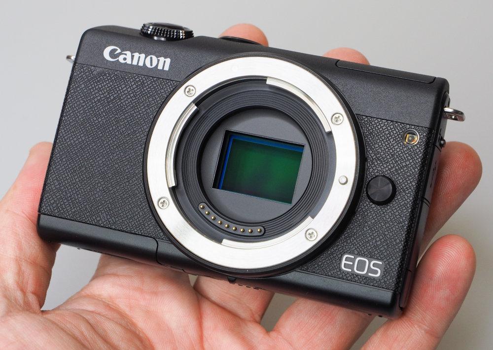 Canon EOS M200 9