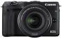Canon EOS M3 Announced With Canon's First 24.2MP APS-C CMOS Sensor