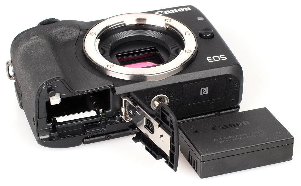 Canon EOS M3 Black (11)