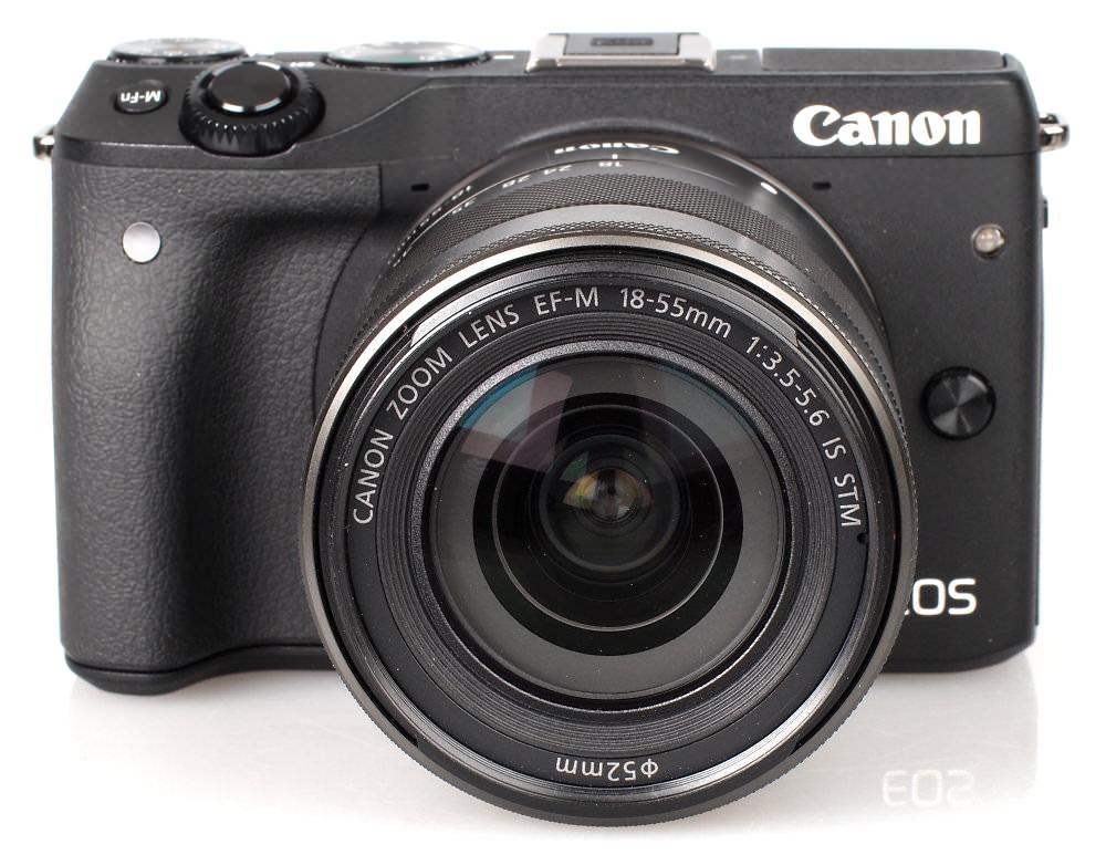 Canon EOS M3 Black (5)
