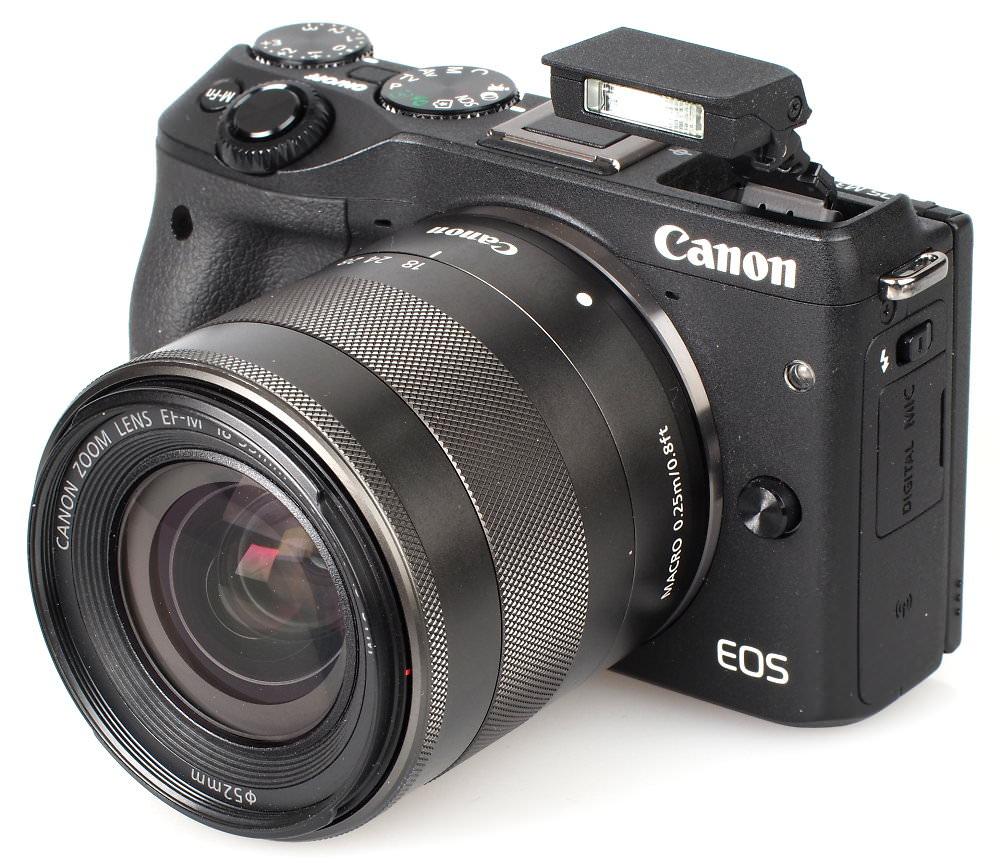 Canon EOS M3 Black (6)