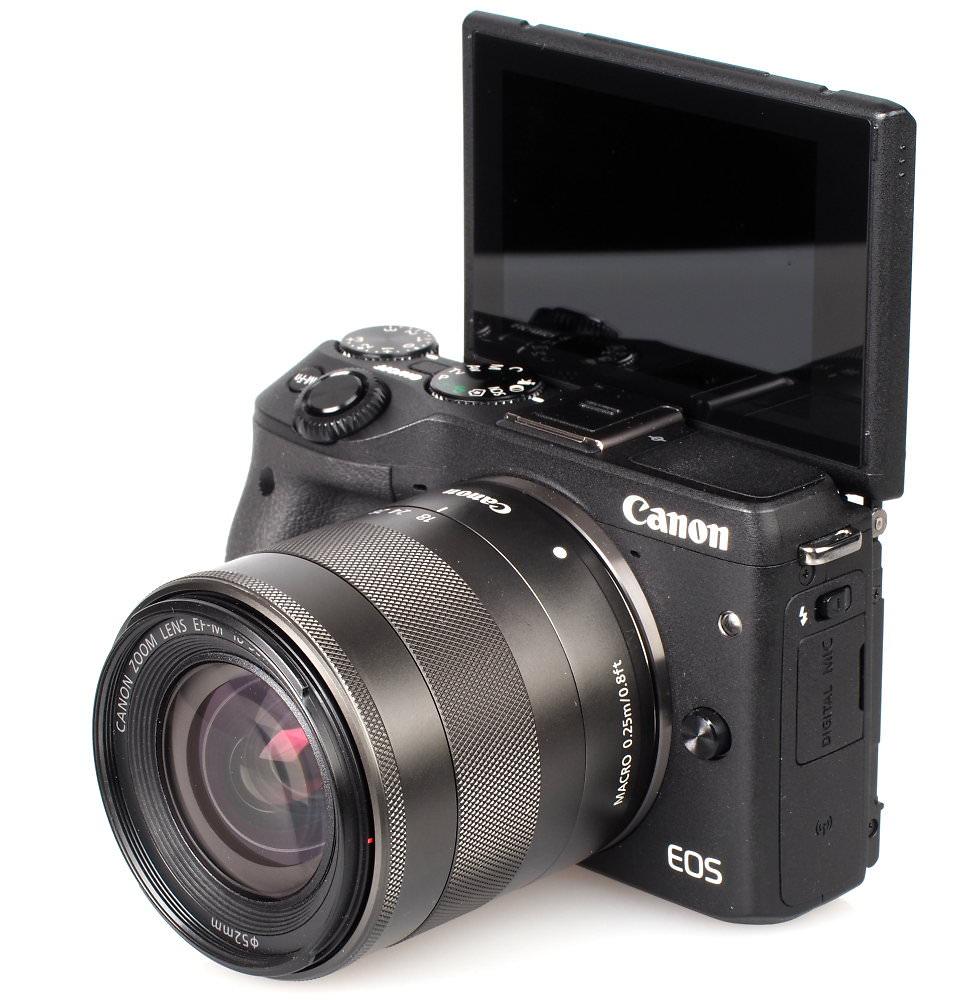 Canon EOS M3 Black (7)