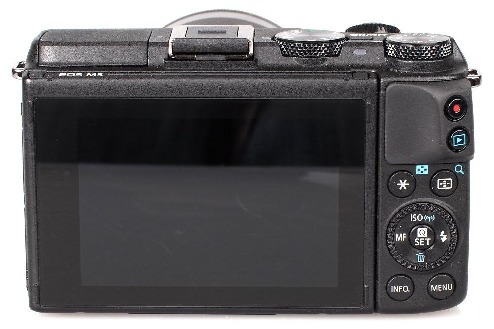 Canon EOS M3 Black (9)