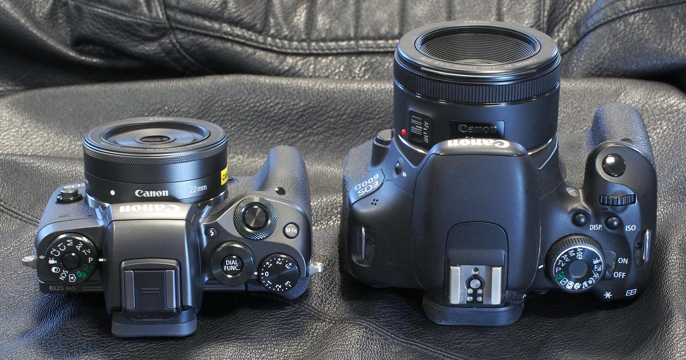 Canon EOS M5 Expert Review | ePHOTOzine