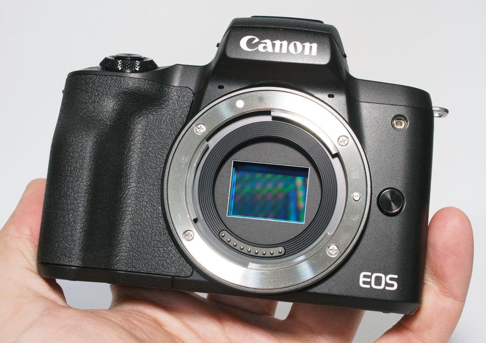 Canon EOS M50 II (1)
