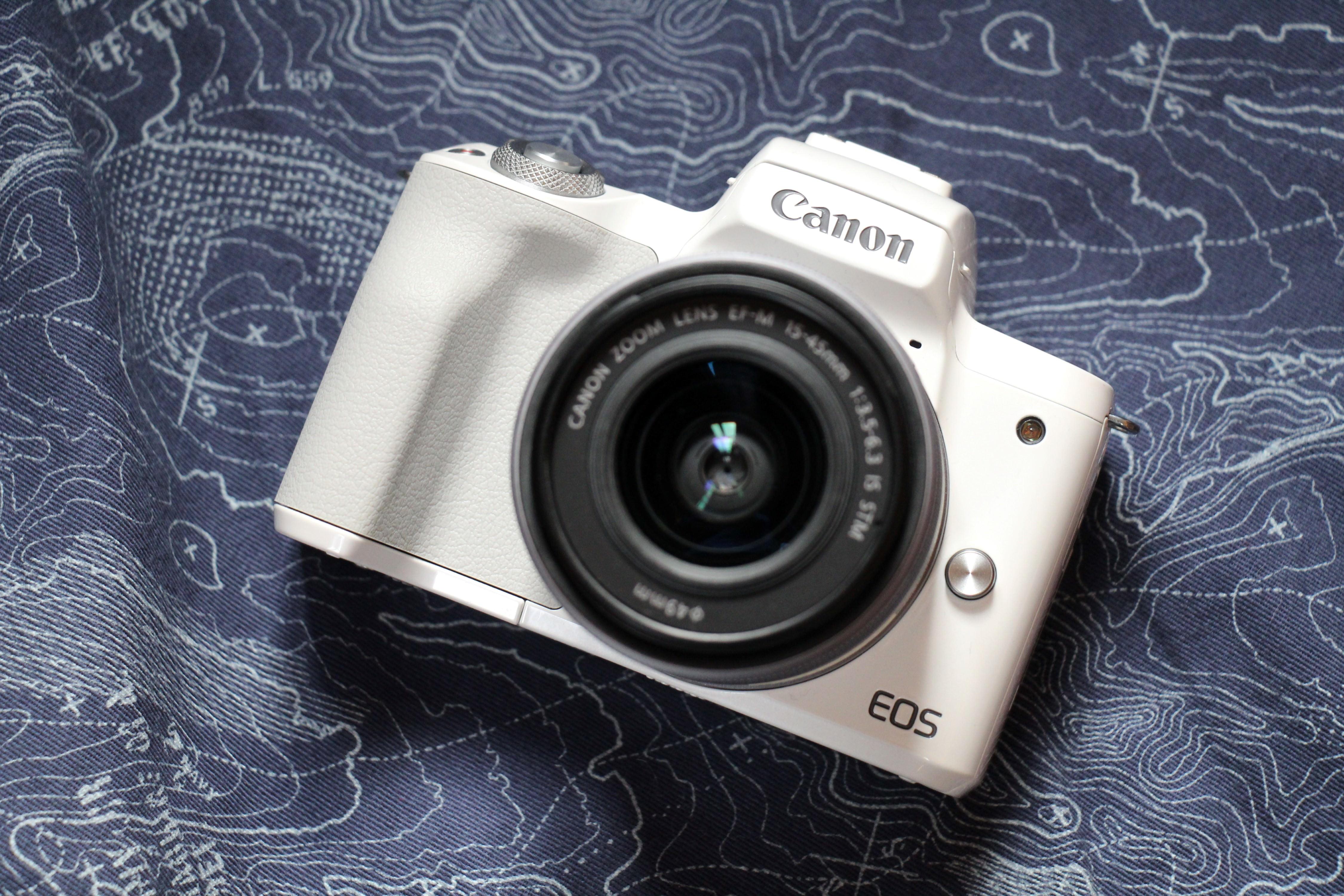 Canon EOS M50 Review | ePHOTOzine