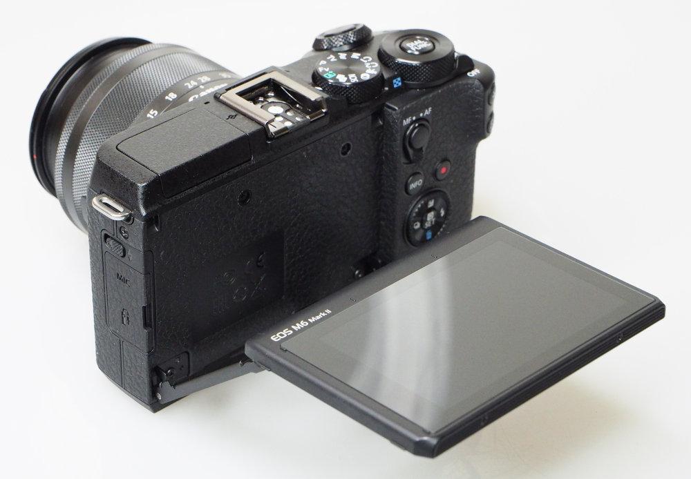 Canon EOS M6 MarkII 18