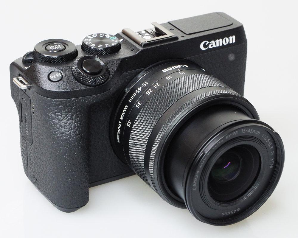 Canon EOS M6 MarkII 20