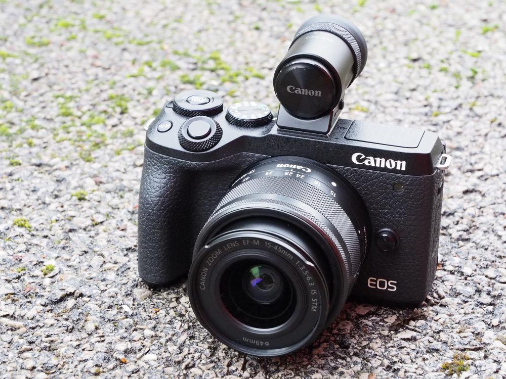 Canon EOS M6 MarkII 5