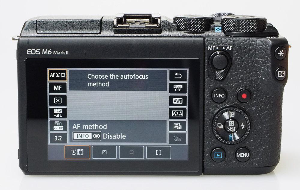 Canon EOS M6 MarkII 8