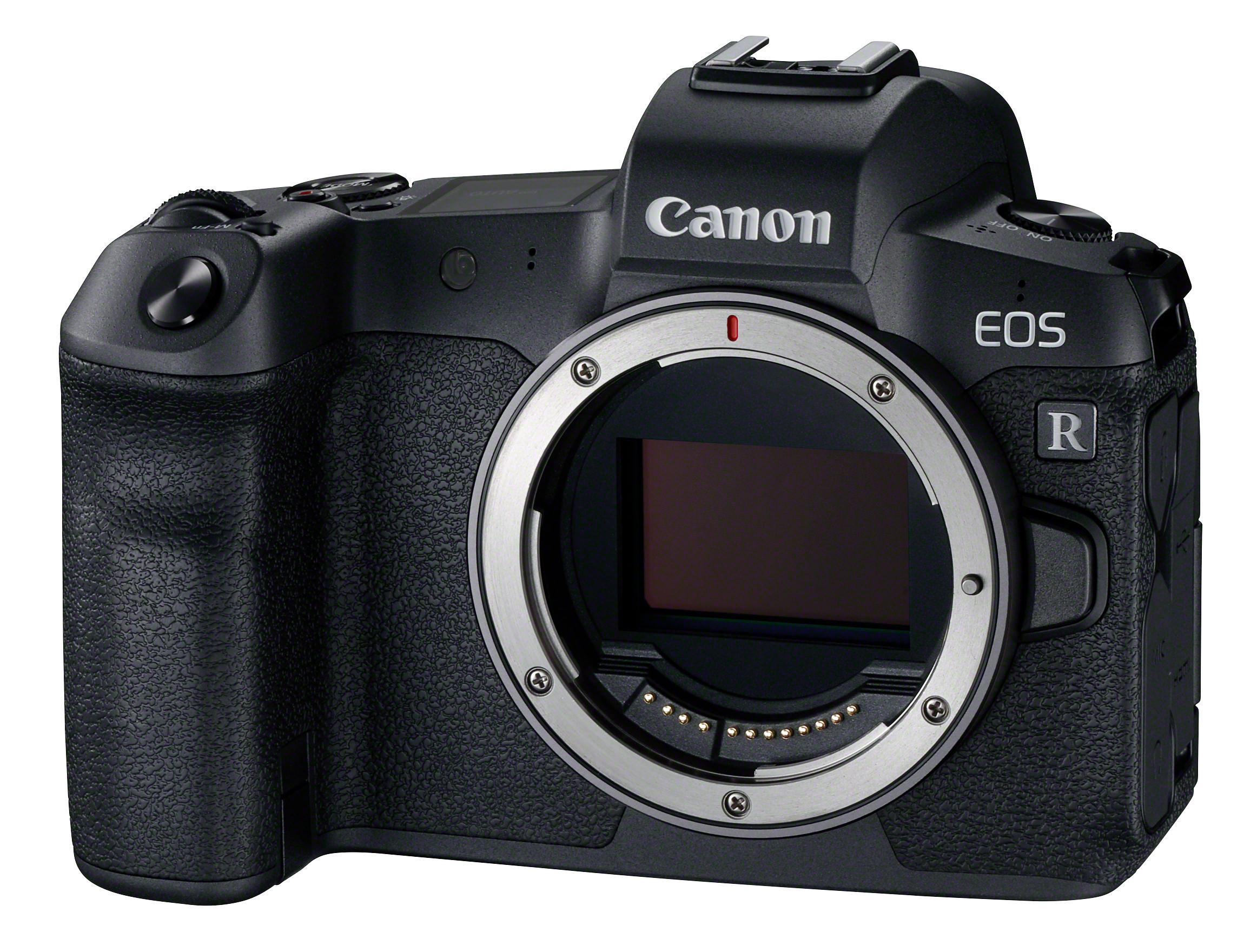Canon EOS R Vs Nikon Z6 - Full-Frame Mirrorless Camera Comparison