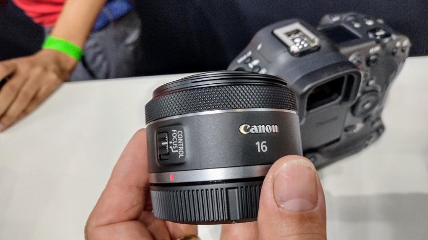 Canon 16mm f2.8
