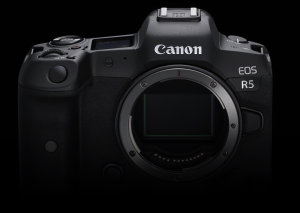 Canon EOS R5 Firmware Update Brings Video Fixes