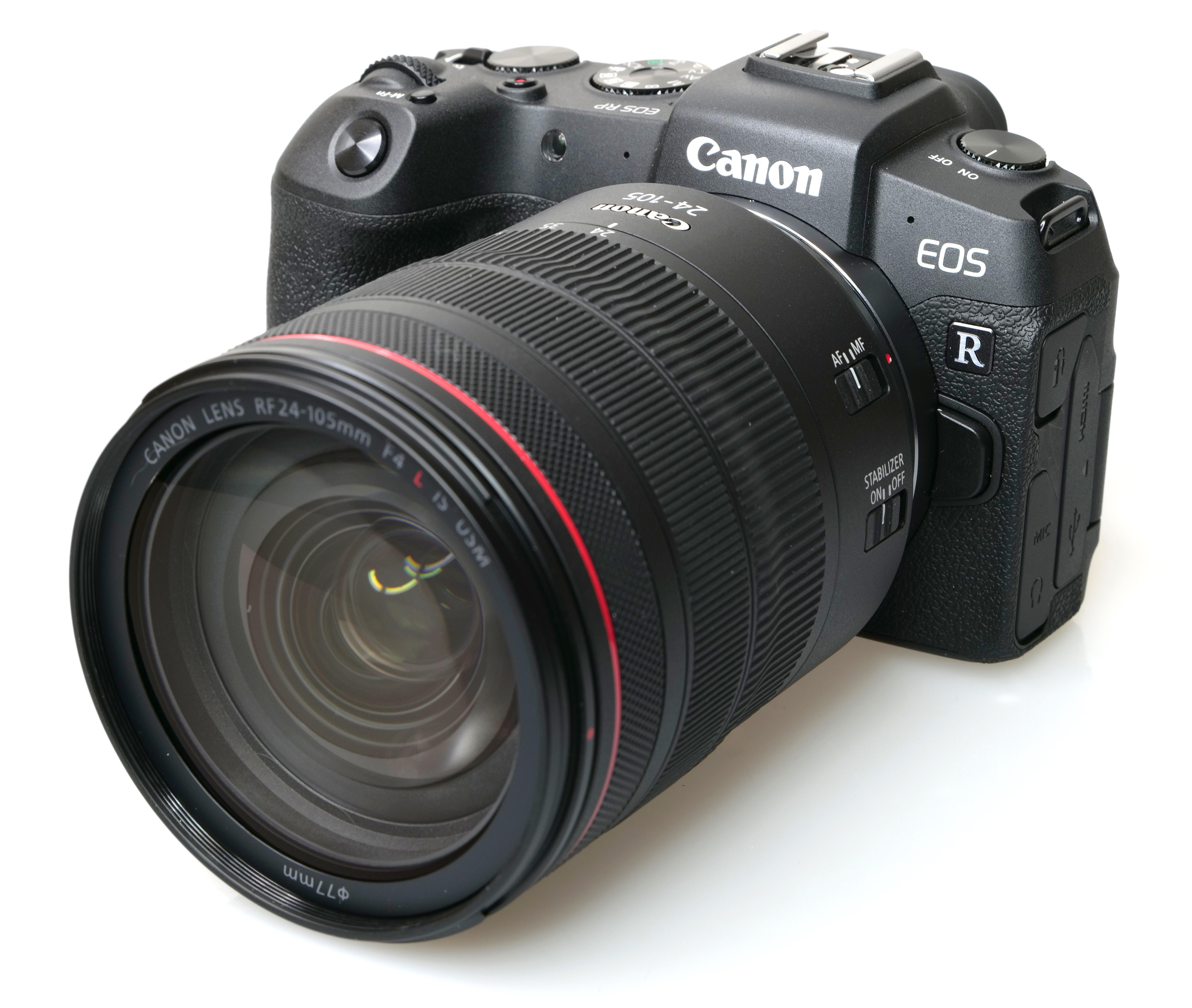 Canon Eos Rp Review Ephotozine