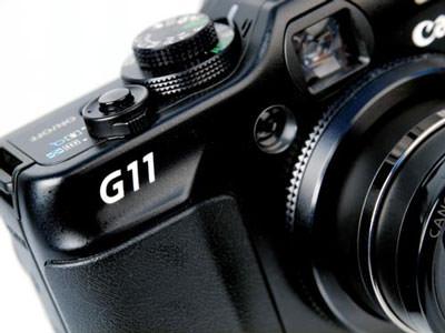 G11 camera