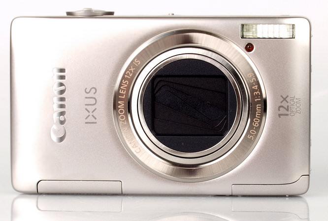 Canon IXUS 1100 HS Front