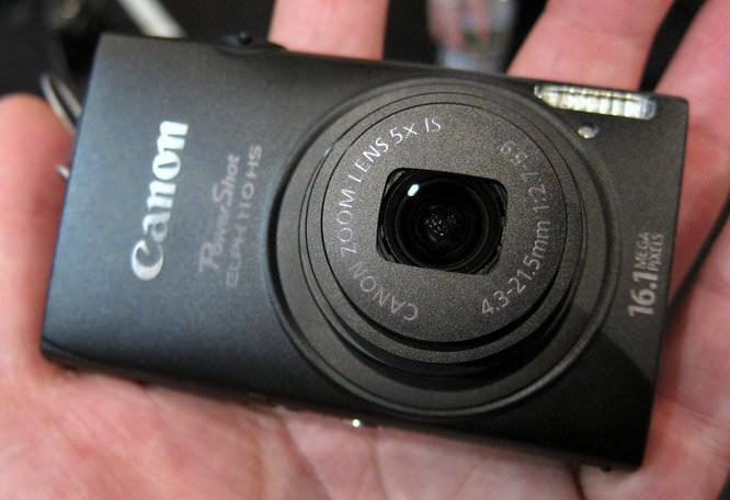 Canon IXUS 125 HS ELPH 110 HS