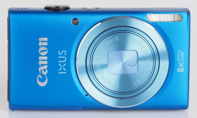 Canon Ixus 132 Blue (3)