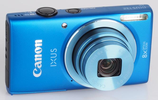 Canon Ixus 132 Blue (4)