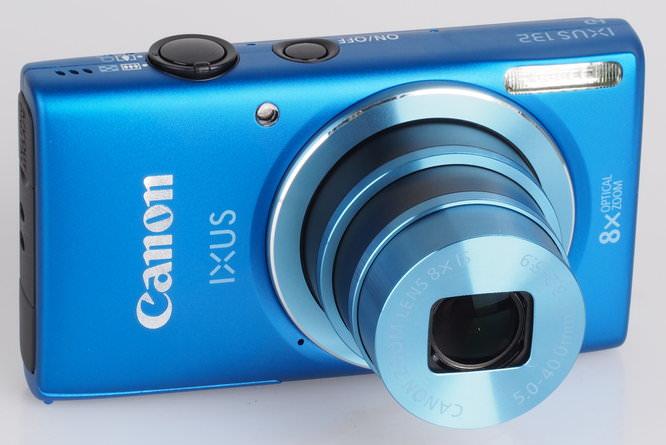 Canon Ixus 132 Blue (5)