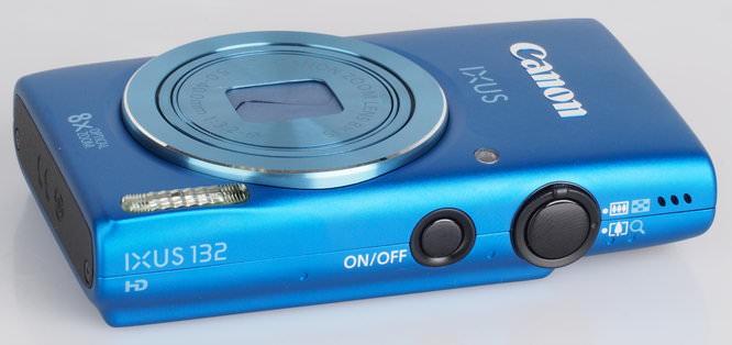 Canon Ixus 132 Blue (6)