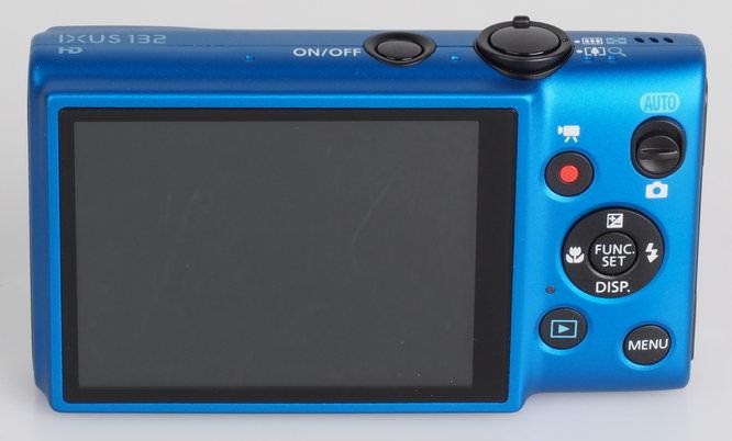 Canon Ixus 132 Blue (7)