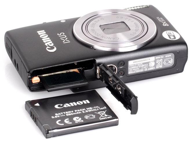 Canon Ixus 135 Black (3)
