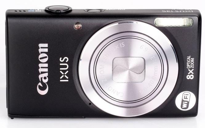 Canon Ixus 135 Black (4)