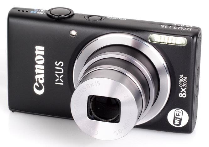 Canon Ixus 135 Black (7)